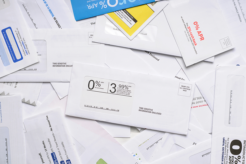 Direct Mail Tracking